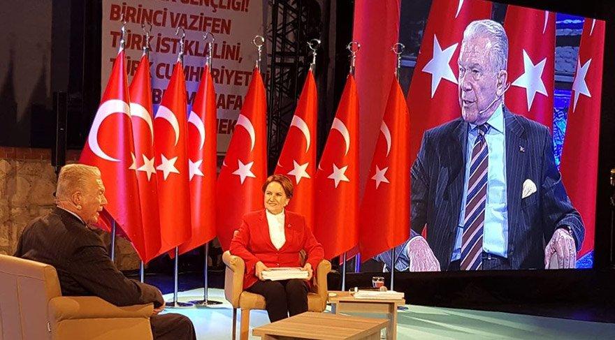 Meral Akşener: Bu ülkeden Atatürk'ü silemeyeceksiniz!
