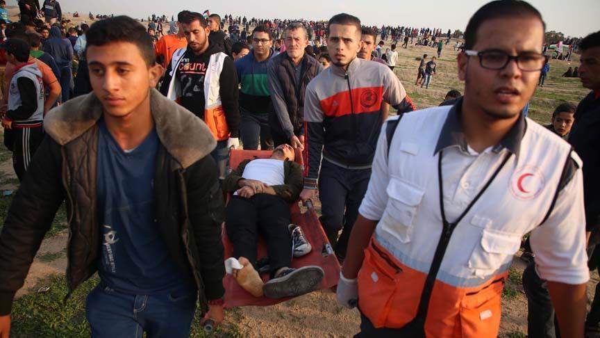 """İsrail'in """"Cuma terörü"""" sürüyor!"""
