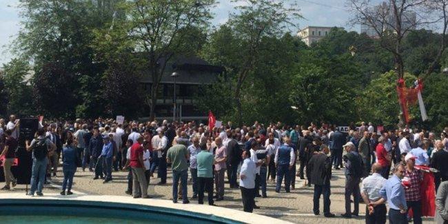 CHP'den maçka parkına yürüyüş ile ilgili görsel sonucu