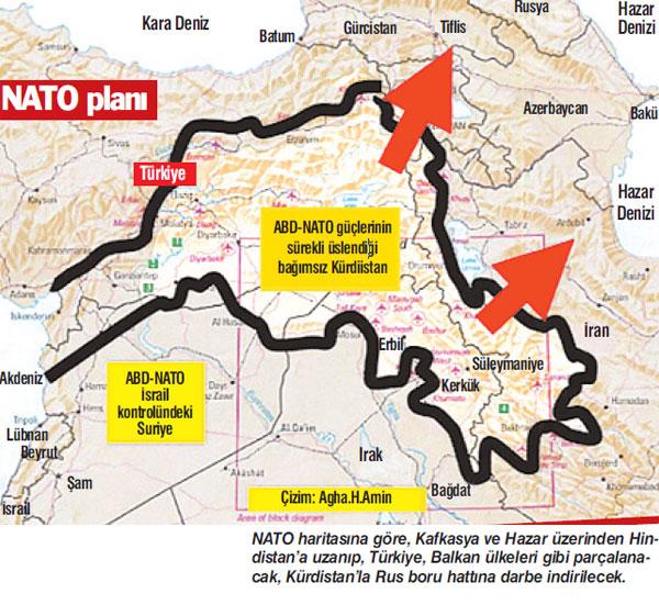 Nato projesinde düğmeye basıldı