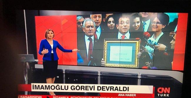CNN Türk'ten canlı yayında mazbata skandalı…